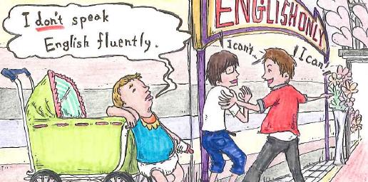 033英語は「話すか話さないか」であって、「話せるか話せないか」ではなーい