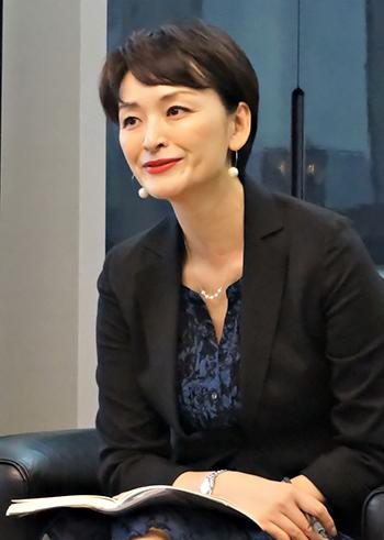 吉田 晴美 Harumi Yoshida