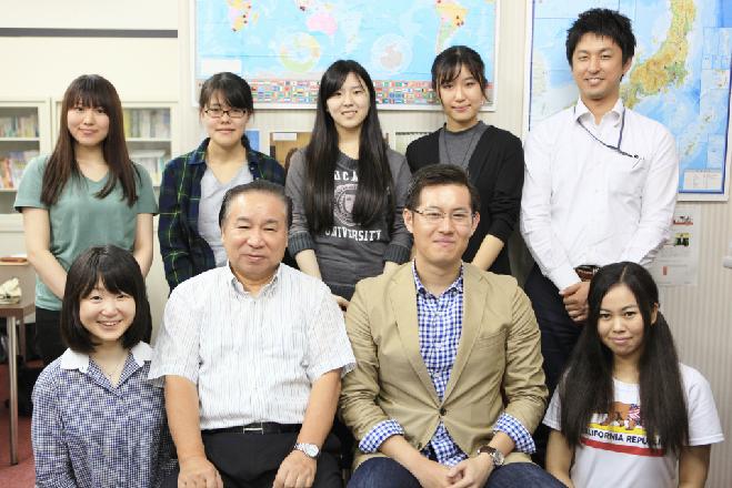 外務省在外公館派遣員「+β」グローバル教養講座に、在ジッダ日本国総領事館での任期を終了し帰国した千代田さんが参加しました
