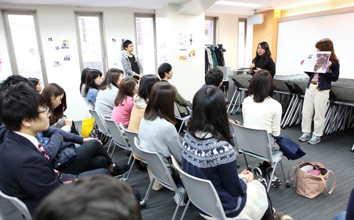 ビジネスリサーチの授業で社会人基礎力を養成