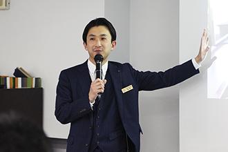 京王プラザホテル様による業界研究セミナーを開催しました