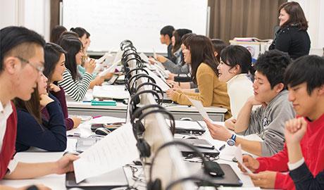 神田外語学院 教育連携