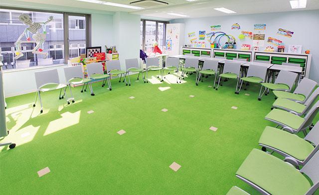 児童英語教育科教室
