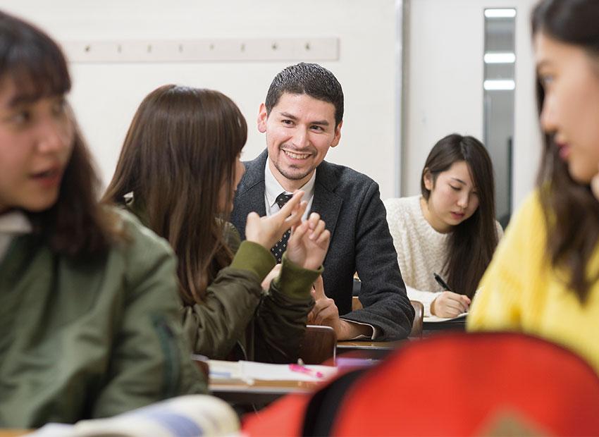 英語専攻科