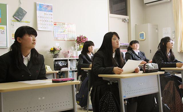 教育ソリューション 福島東稜高等学校