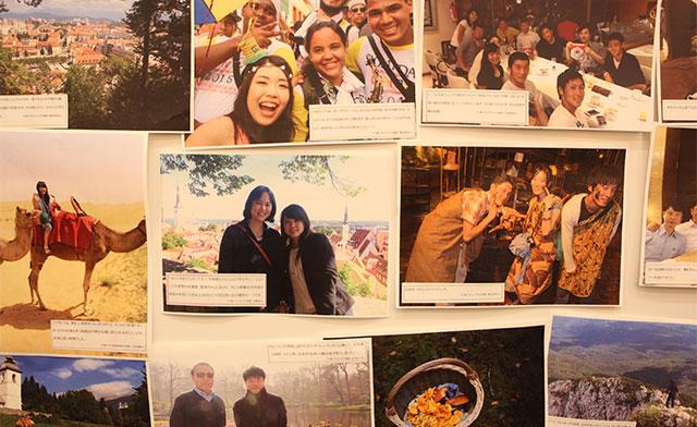 神田外語 在外公館派遣員100名突破記念OBOG会が行われました