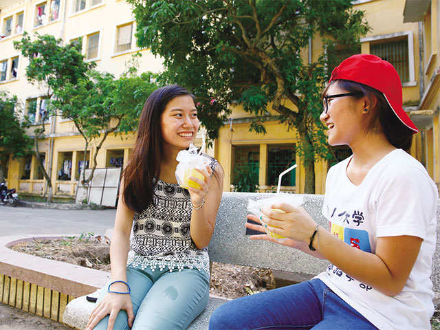 アジア/ヨーロッパ言語科ベトナム語コース