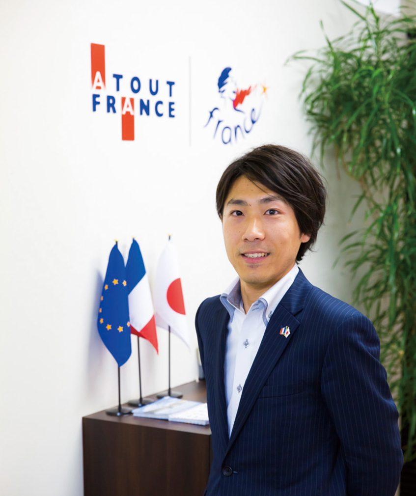 【フランス観光開発機構】卒業生インタビュー