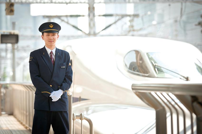 【東海旅客鉄道(JR東海)】卒業生インタビュー