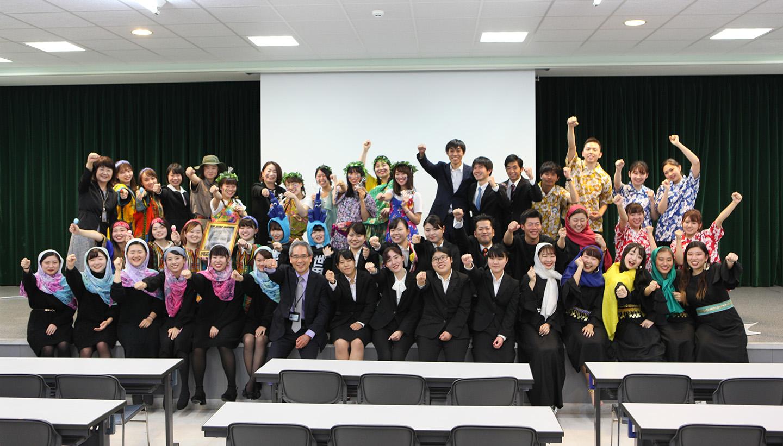 卒業旅行企画 発表会が行われました