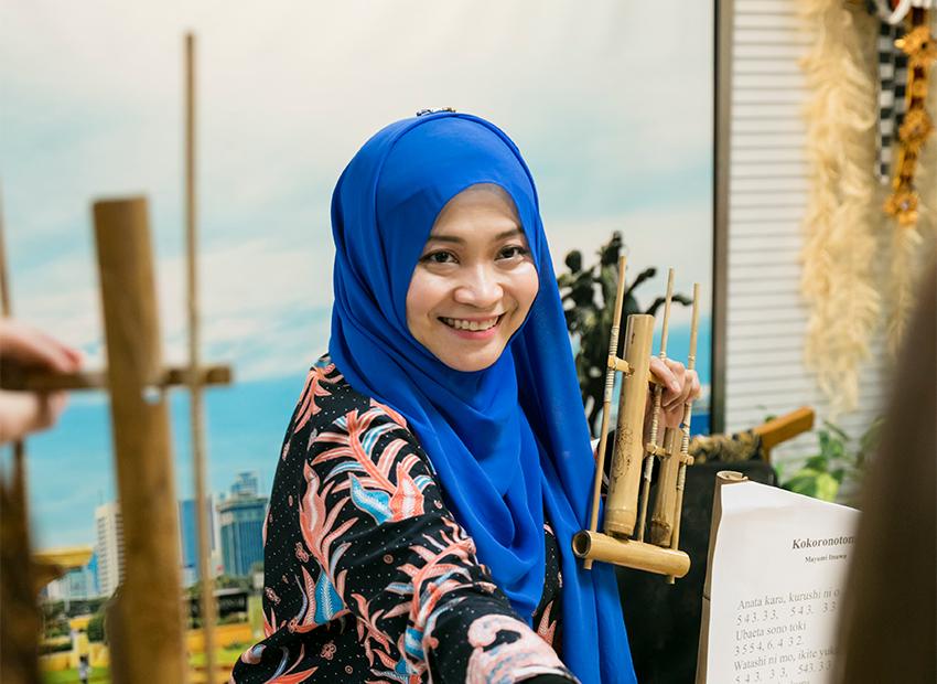 神田外語学院 アジア ヨーロッパ言語科 インドネシア語