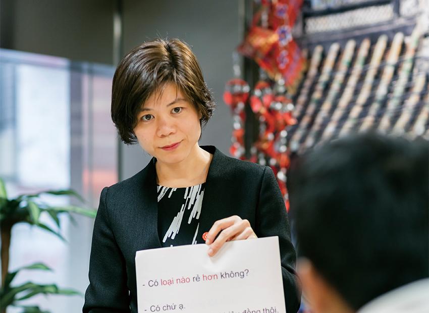 神田外語学院 アジア ヨーロッパ言語科 ベトナム語