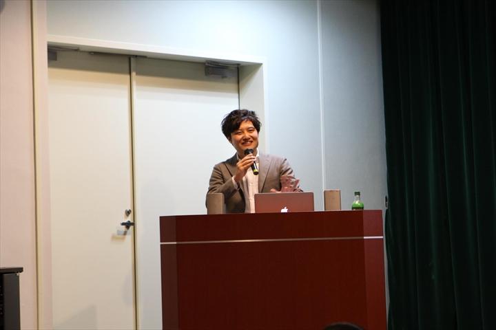 【特別講演会】ゲストスピーカー・小峠勇拓さん