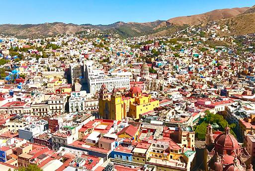 中南米縦断の旅~メキシコ~