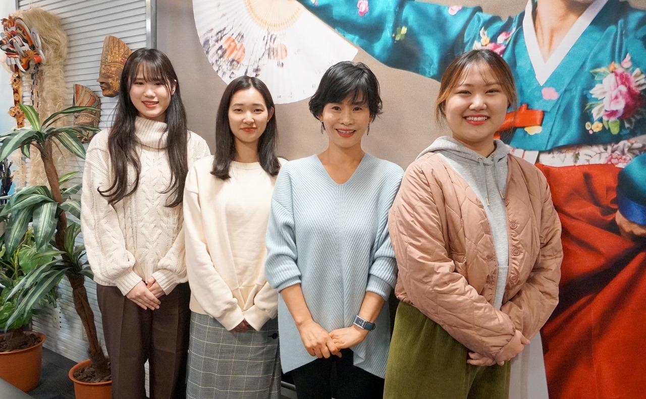 韓国語能力試験(TOPIK)6級(最上級)に3名合格!