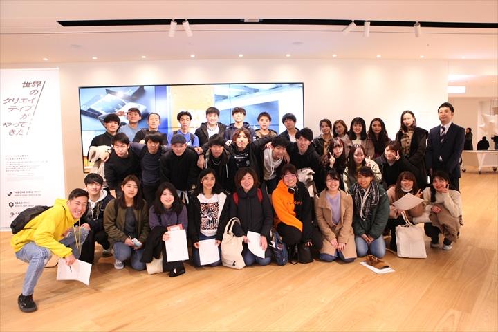 汐留「アドミュージアム東京」に見学にいきました