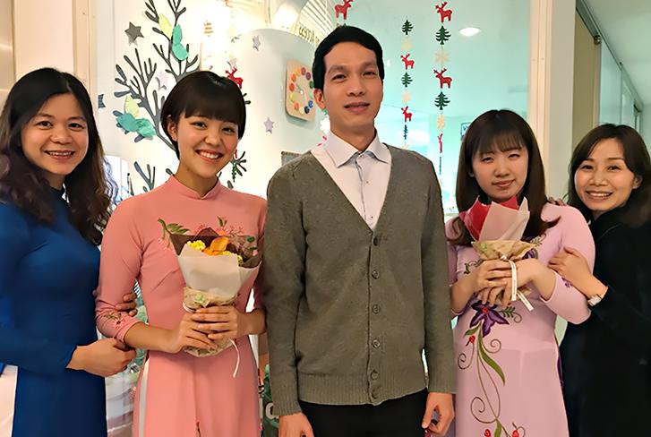 ベトナム語スピーチコンテストで1位の快挙