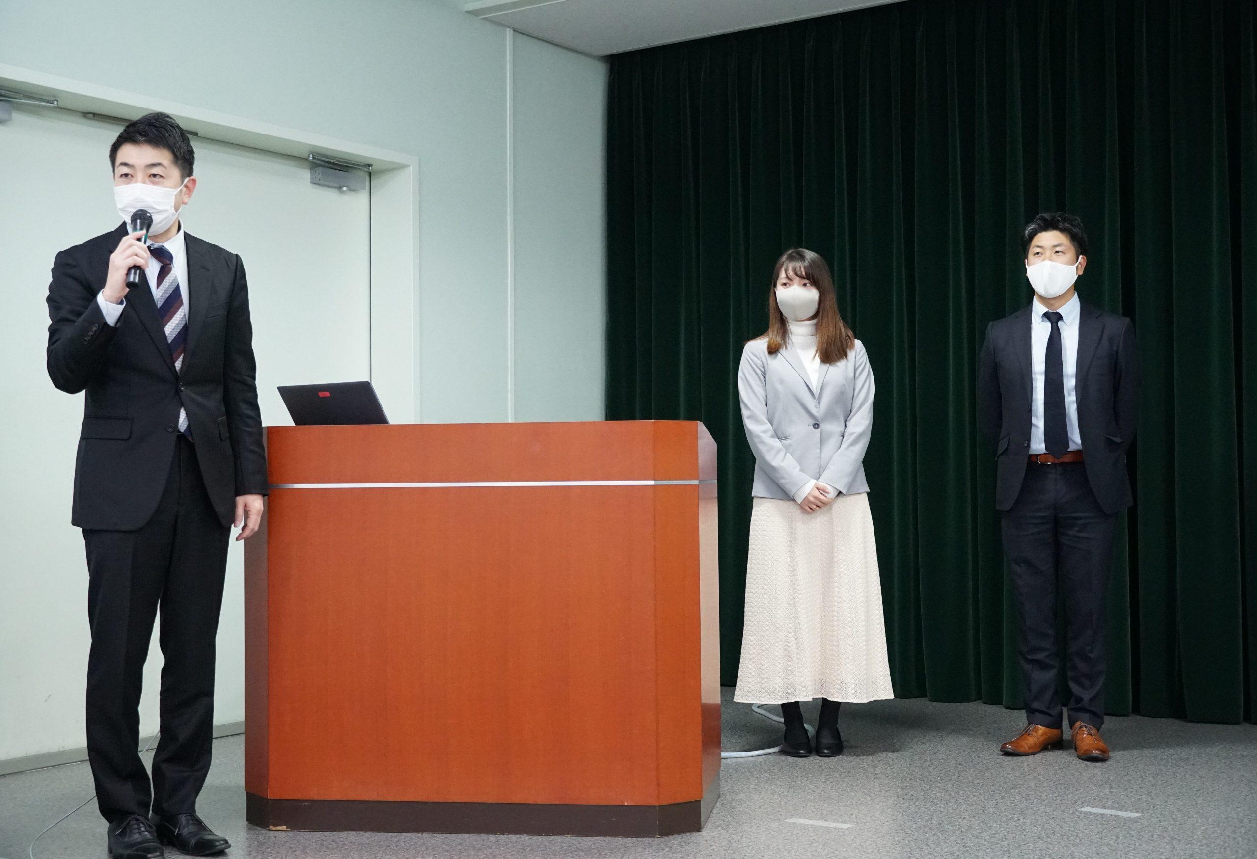 授業紹介/ビジネスキャリア講演会