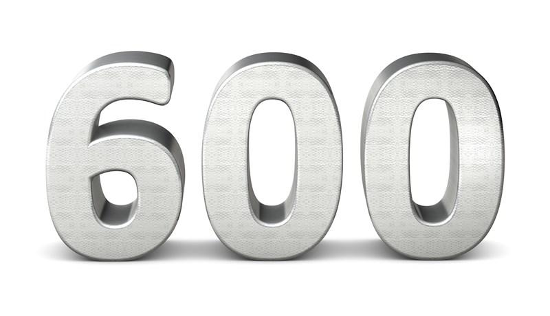 TOEIC 600