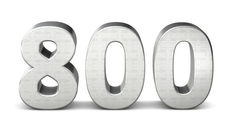 TOEIC 800