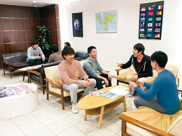 神田外語学院 ecl