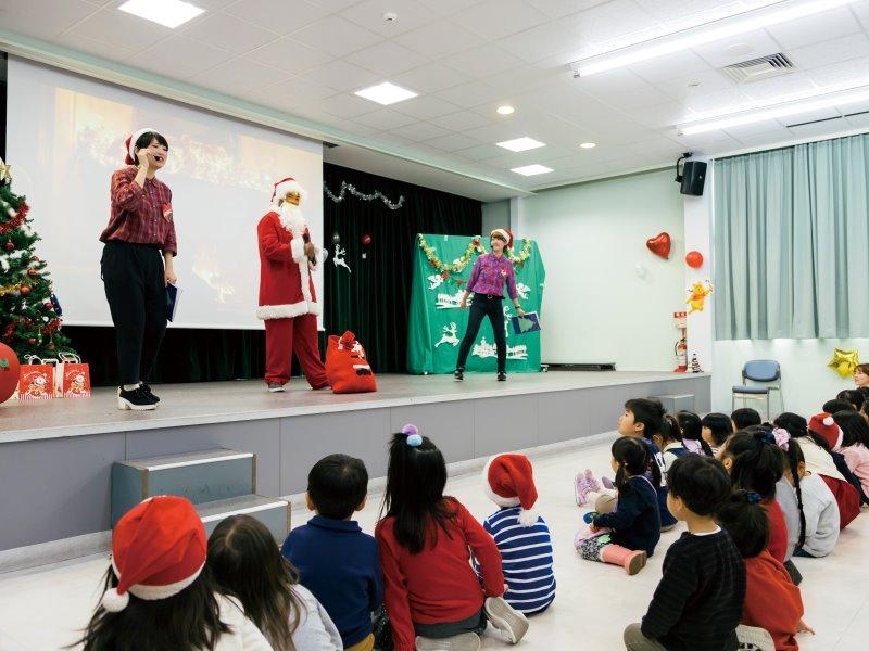 神田外語学院 クリスマスパーティ