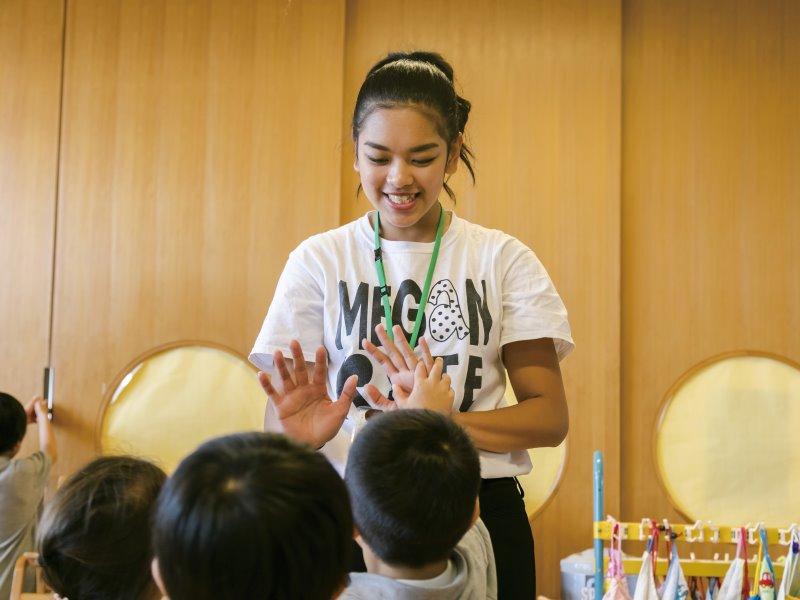 神田外語学院 児童英語教育科