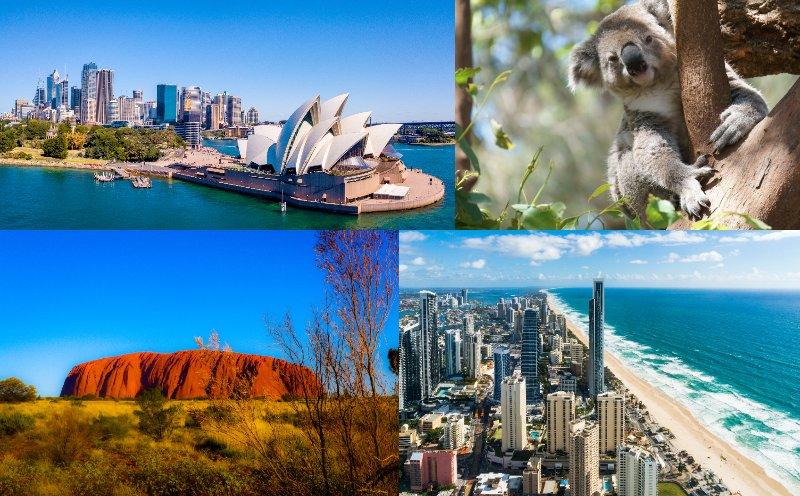 親日家が多く南半球の大都市を有する国「オーストラリア」