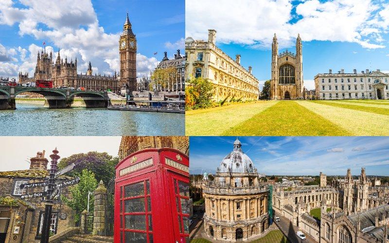 洗練された独自の伝統と文化を味わえる歴史のある国「イギリス」