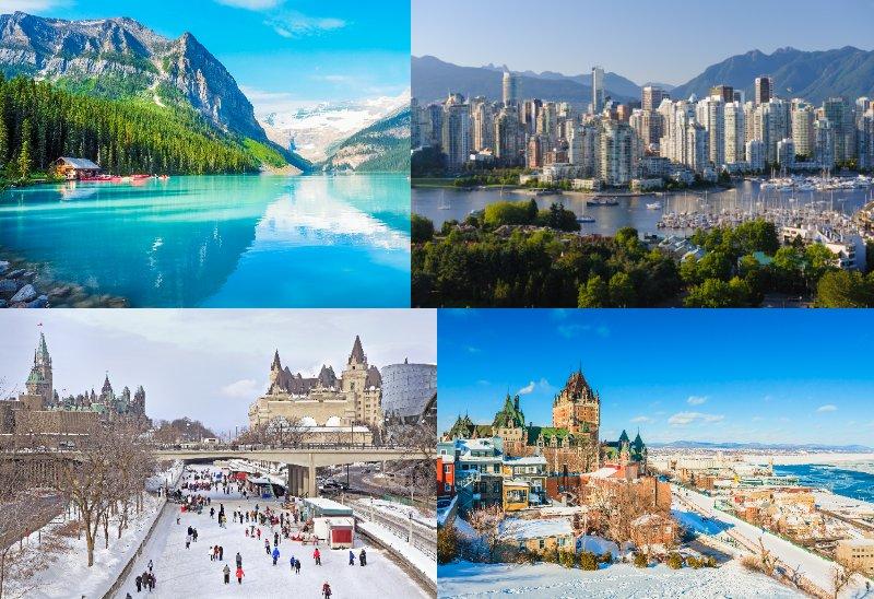都市と自然が調和した居心地の良い国「カナダ」