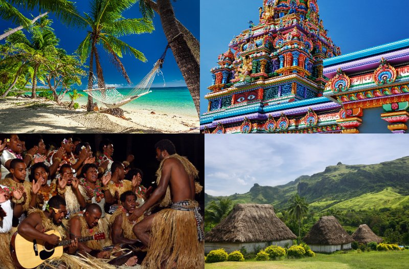 安心できる環境で南国のビーチリゾートとして人気の高い国「フィジー」
