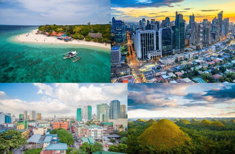 日本からたった5時間!アジアで人気が高い格安英語留学の国「フィリピン」