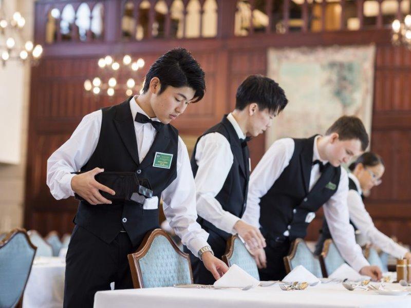 ホテル就職には神田外語学院国際ホテル科がオススメ