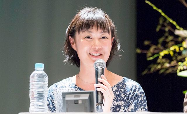 朝日教育会議 神田外語大学 安田菜津紀