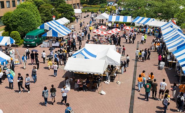 コミュニティ オープンデー 神田外語大学
