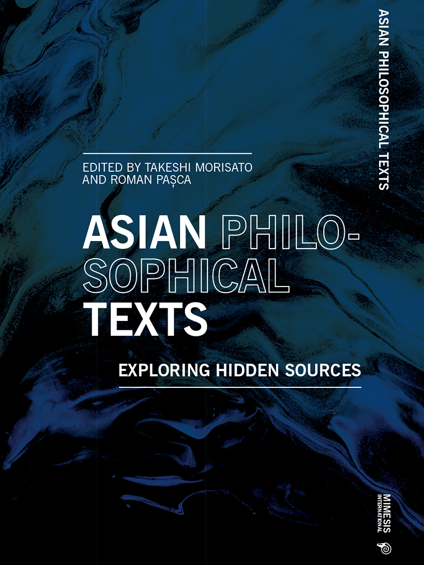 Asian Philosophical Texts: Exploring Hidden Sources が刊行されました