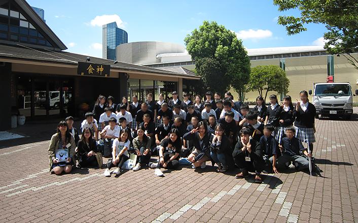 9月2日(土)東海大学付属浦安高等学校中等部2年生39名が来学し、本学 ...